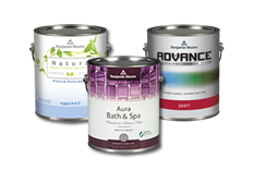 Benjamin Moore Products