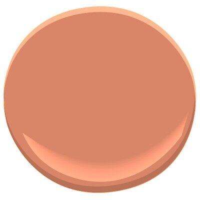 San antonio rose 027 paint benjamin moore san antonio for Benjamin moore paint store san francisco