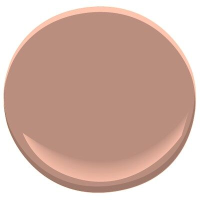 Foxy Brown 1181 Paint Benjamin Moore Foxy Brown Paint Colour Details