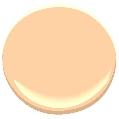 benjamin moore orange sherbet paintbenjamin moore | havenly