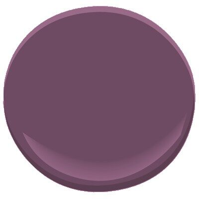 Pics For > Eggplant Color Paint