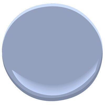 Blue Pearl 1433 Paint Benjamin Moore Blue Pearl Paint