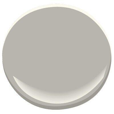 Gray Huskie 1473 Paint Benjamin Moore Gray Huskie Paint Color Details
