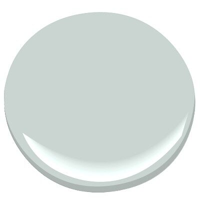 Pale moon nurseries and benjamin moore on pinterest for Pale perfection paint