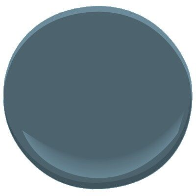 Vermont slate 1673 paint benjamin moore vermont slate for Vermont slate colors