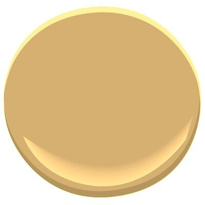 Hathaway gold 194 paint benjamin moore hathaway gold - Popular gold paint colors ...