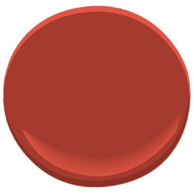 Benjamin moore paint colors red bing images for Navajo red benjamin moore