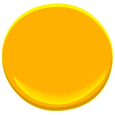 Bumble Bee Yellow 2020 10 Paint Benjamin Moore Bumble