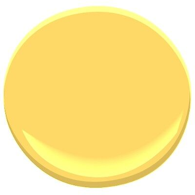 Yellow Rain Coat 2020 40 Paint Benjamin Moore Yellow