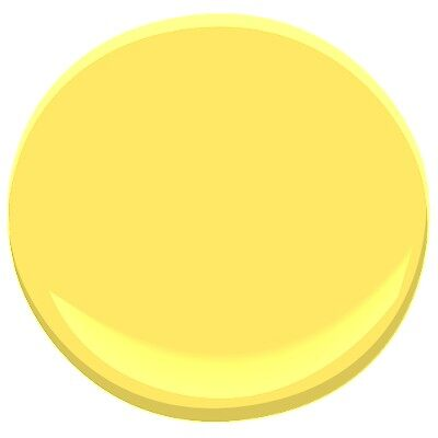 Banana Yellow 2022 40 Paint Benjamin Moore Banana Yellow