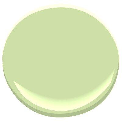 Potpourri green 2029 50 paint benjamin moore potpourri green paint