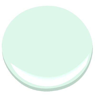 fresh mint 2037 70 paint benjamin moore fresh mint paint