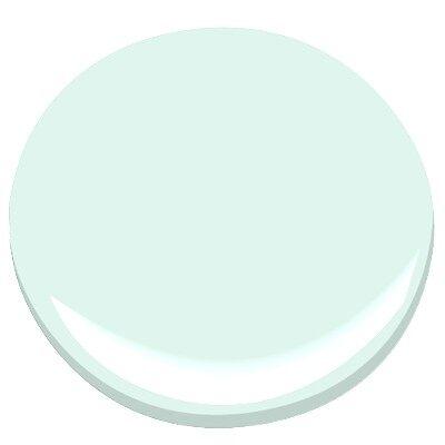 Irish Mint Paint Color