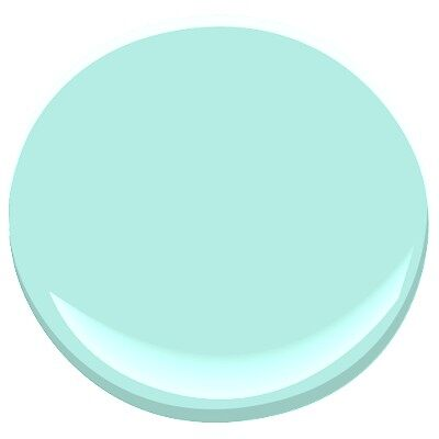 Misty teal 2046 60 paint benjamin moore misty teal paint colour