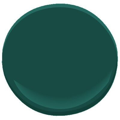 Forest green 2047 10 paint benjamin moore forest green for Dark forest green paint