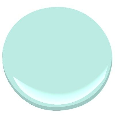 Ocean Spray 2047 60 Paint Benjamin Moore Ocean Spray