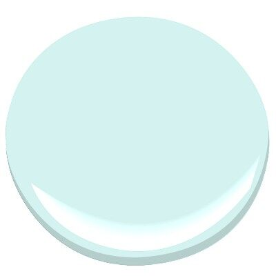 Barely Teal 2048 70 Paint Benjamin Moore Barely Teal