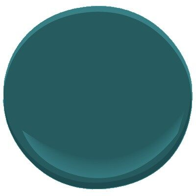 Teal Color Swatch