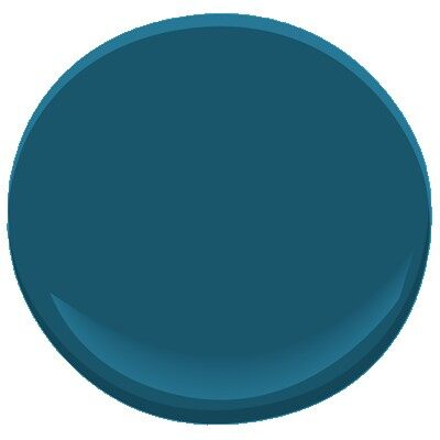 Slate Teal 2058 20 Paint Benjamin Moore Slate Teal Paint Colour Details