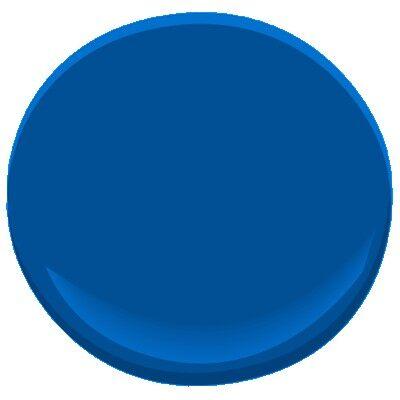 Evening Blue 2066 20 Paint Benjamin Moore Evening Blue