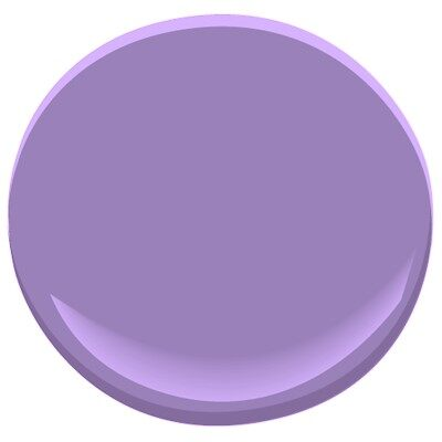 Crocus petal purple 2071 40 paint benjamin moore crocus - What colors make purple paint ...
