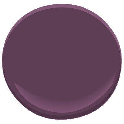 Autumn Purple 2073 20 Paint Benjamin Moore Autumn Purple