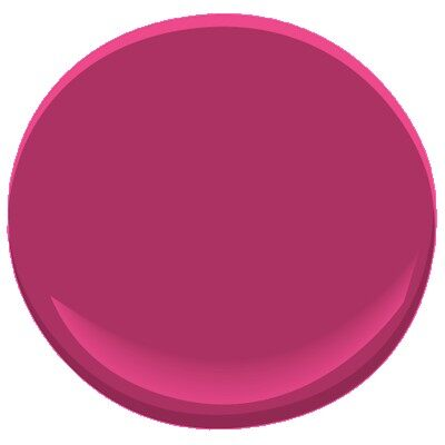 Gypsy Pink 2077 20 Paint Benjamin Moore Gypsy Pink Paint