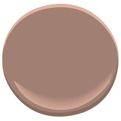 Dusty Ranch Brown 2105 40 Paint Benjamin Moore Dusty Ranch Brown Paint Colour Details
