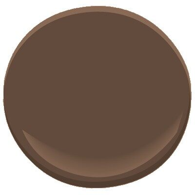 Chocolate candy brown 2107 10 paint benjamin moore - Chocolate brown paint color ...