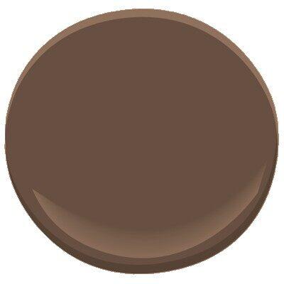 Mocha Paint Color mocha brown 2107-20 paint - benjamin moore mocha brown paint color