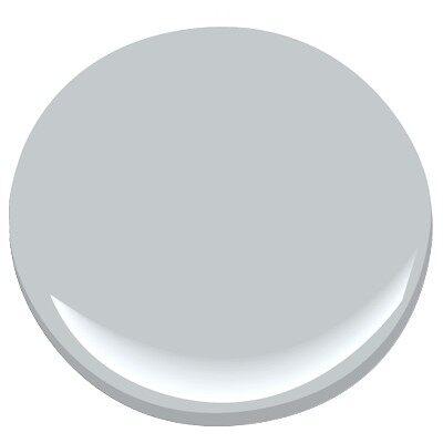 silver half dollar 2121 40 paint benjamin moore silver half dollar paint color details. Black Bedroom Furniture Sets. Home Design Ideas