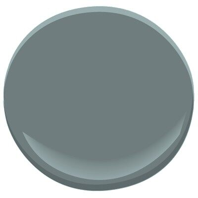 Steep Cliff Gray 2122 20 Paint Benjamin Moore Steep Cliff Gray Paint Colour Details