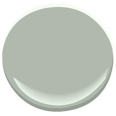 Misted Green 2138 50 Paint Benjamin Moore Misted Green