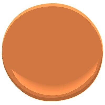 Pumpkin pie 2167 20 paint benjamin moore pumpkin pie for Pumpkin spice paint living room
