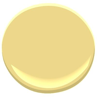Laguna Yellow 291 Paint Benjamin Moore Laguna Yellow