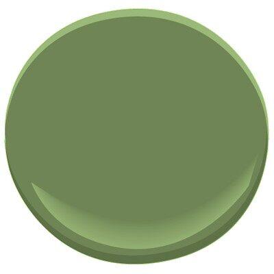 Courtyard green 546 paint benjamin moore courtyard green paint color details for Benjamin moore green exterior paint colors
