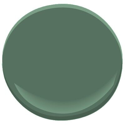 Gothic green 637 paint benjamin moore gothic green paint colour details for Benjamin moore green exterior paint colors