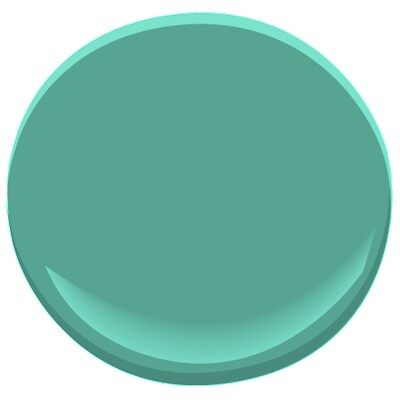 Defined taste dressing my campaign dresser for Benjamin moore turquoise colors