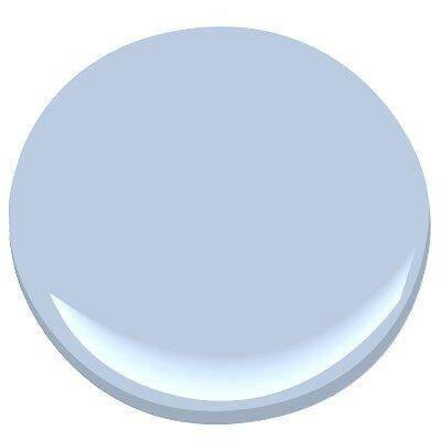 Blue Ice 821 Paint Benjamin Moore Blue Ice Paint Colour Details