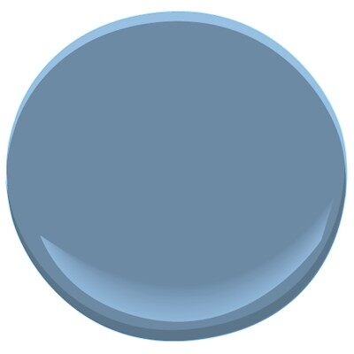 Old blue jeans 839 paint benjamin moore old blue jeans for Blue jean paint color