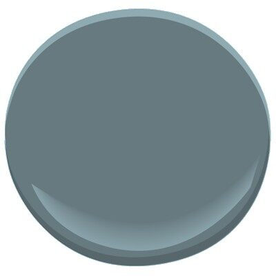 Benjamin moore charlotte slate best free home design for Benjamin moore slate grey