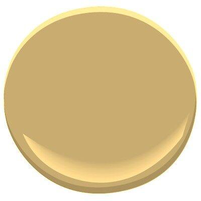 Citrine af 370 paint benjamin moore citrine paint colour for Benjamin moore eco spec paint reviews