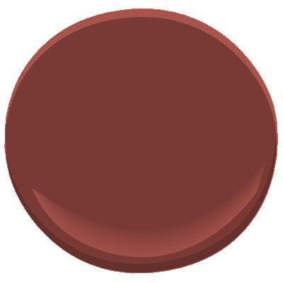 Sun Dried Tomato Paint Color
