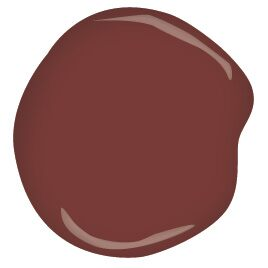 parisian red csp 1170 paint benjamin moore parisian red paint color details. Black Bedroom Furniture Sets. Home Design Ideas