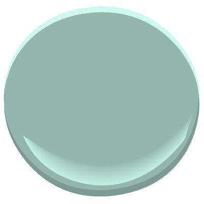 selecting colors for furniiture Benjamin Moore