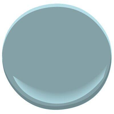 Jamestown Blue Paint