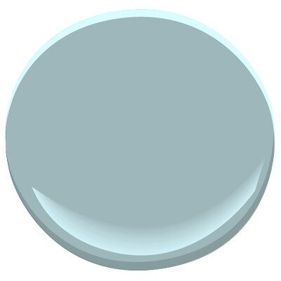 Blue Gray Paint Color Benjamin Moore