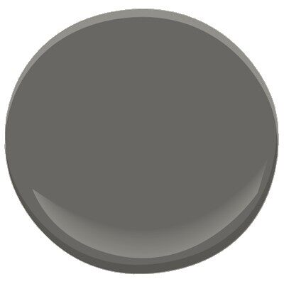 charcoal paint colorKendall Charcoal HC166 Paint  Benjamin Moore Kendall Charcoal