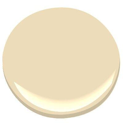 Standish White Benjamin Moore Paint