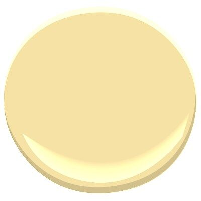 Hawthorne Yellow HC-4 Paint - Benjamin Moore Hawthorne Yellow Paint Color  Details